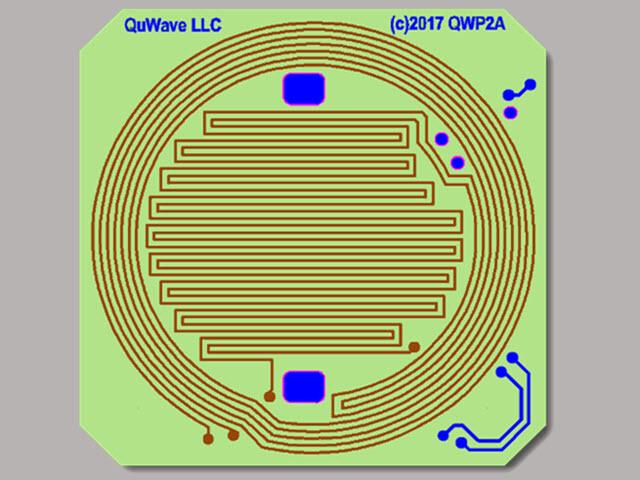 Electronic Pendant Harmonizer - Scalar Wave Schumann Resonance to
