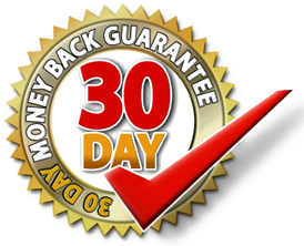 QuWave Products have a 30 day money back guarantee!!!
