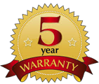 Optional 5 YEar Extended Warranty