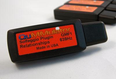 QuMMulator frequency 639 Hz
