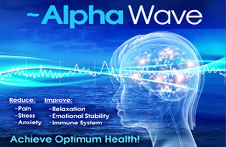 Alpha Brain Wave Frequency for Relaxation