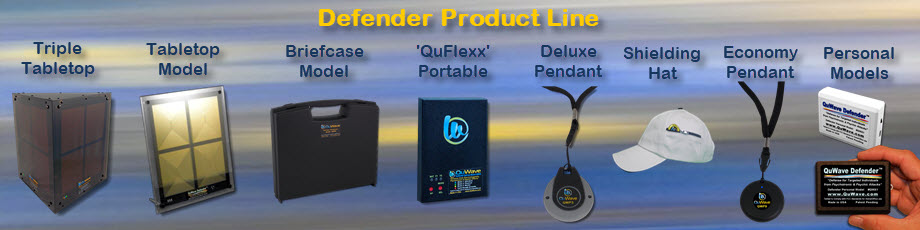 QuWave Defender products line