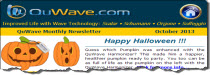 QuWave Newsletter October 2013