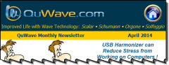 QuWave Newsletter April 2014