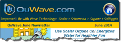 QuWave Newsletter June 2014