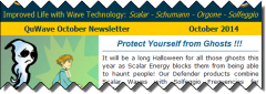 QuWave October 2014 Newsletter