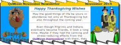 QuWave Newsletter November 2014