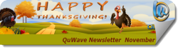 Thanksgiving November Newsletter