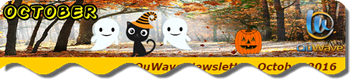 QuWave October Newsletter