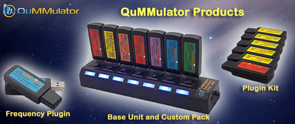 Introducing a new line of products: QuMMulator