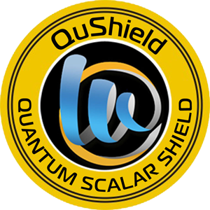 EMF protection with QuShield.com