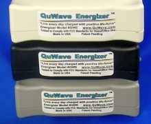QuWave Scalar Chi Energized Food