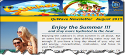 QuWave August Newsletter
