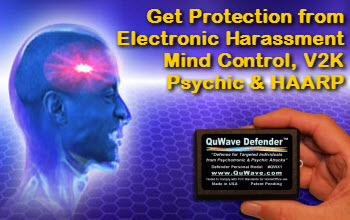QuWave Defender Protects Targeted Individuals