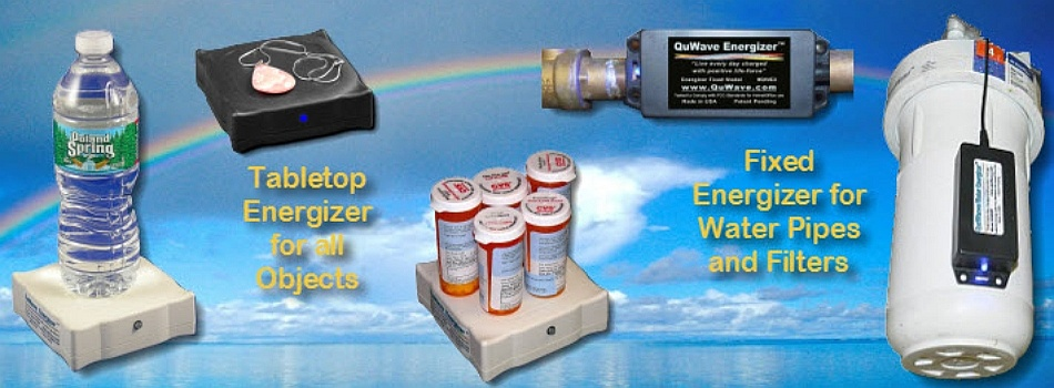 QuWave Energizer family of products