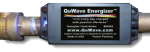 QuWave Fixed Energizer for water pipes and water filters