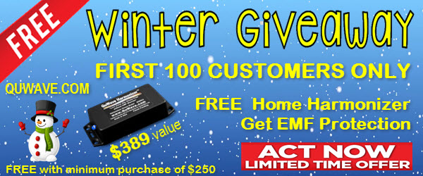 GET FREE Home Harmonizer valued $389