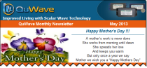 Quwave Newsletter May 2013