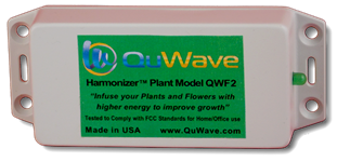 Plant Harmonizer rejuvinates your plants and flowers