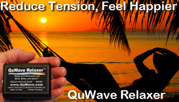 QuWave Relaxer for a restfull life
