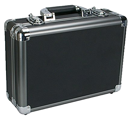Protect against electronic harassment with QuWave Sentinel Briefcase Defender