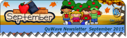 QuWave September Newsletter
