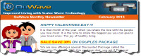 QuWave February 2013 Newsletter