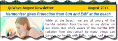 QuWave Newsletter August 2014