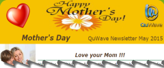 Mother's Day Newsletter May 2015