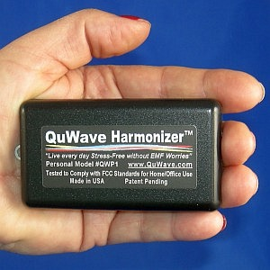 QuWave Harmonizer generates a Bio Field