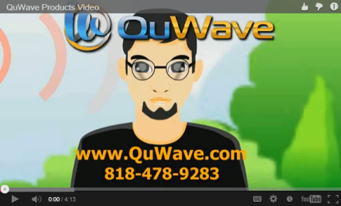 QuWave Product Video