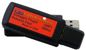QuMMulator frequency 396Hz