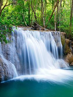 Energize water to make it waterfall fresh !!!