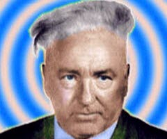 Wilhelm Reich, the inventor of Orgone.