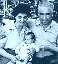 Wilhelm Reich with family