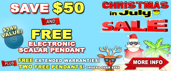 QuWave Christmas in July Sale