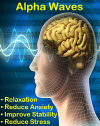 Alpha Waves reduce Anxiety, Stress, and Improve Relaxation, and Emotional Stability.