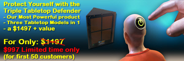 QuWave Triple Defender, our most powerful product!!!